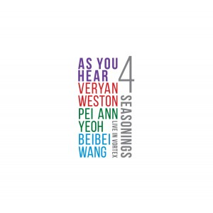 Four Seasonings - As You Hear (CD)
