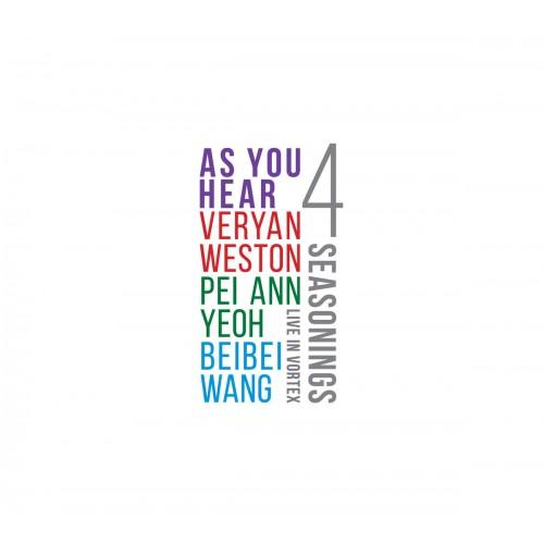 Four Seasonings - As You Hear (CD)