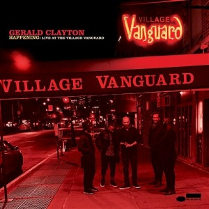 Gerald Clayton - Happening: Live At The Village Vanguard (CD)