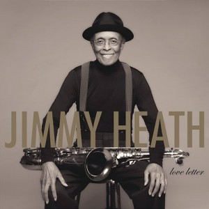 Jimmy Heath - Love Letter (CD)