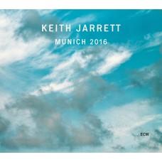 Keith Jarrett - Munich 2016 (CD)