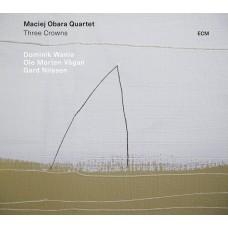 Maciej Obara Quartet - Three Crowns (CD)