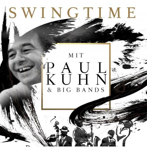 Paul Kuhn - Swingtime mit Paul Kuhn & Big Bands (CD)