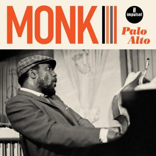 Thelonious Monk - Palo Alto (CD)