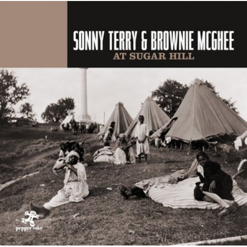 Sonny Terry, Brownie McGhee - At Sugar Hill (CD)