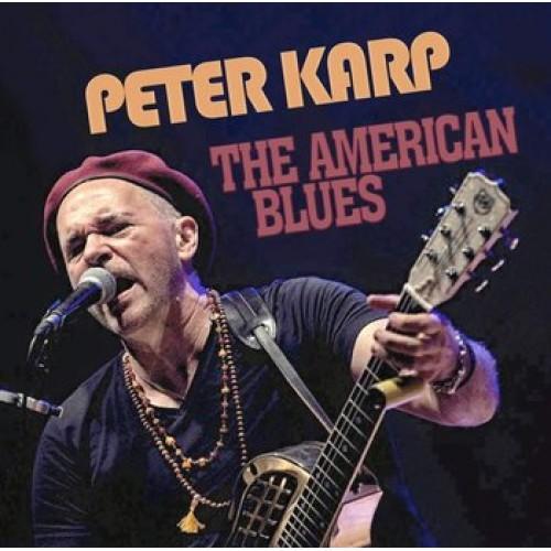 Peter Karp - The American Blues (CD)