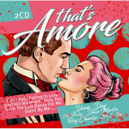 Various Artists - That's Amore (2CD)