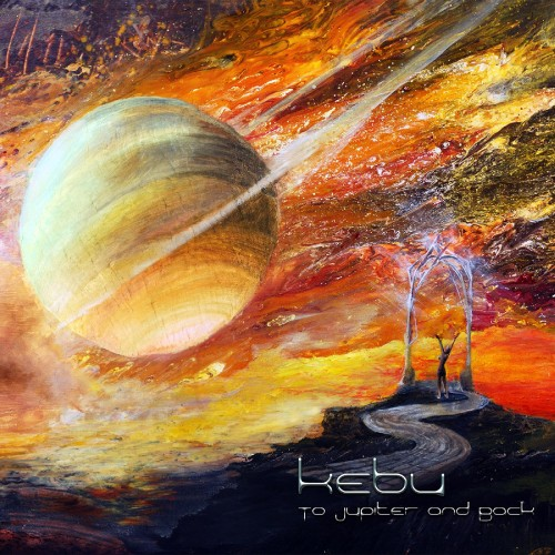 Kebu - To Jupiter and Back [CD]