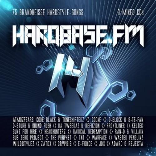 HardBase.FM Volume 14 - Various Artists [3CD]