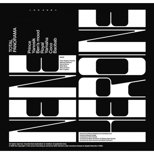 Nene Heroine - Total Panorama [CD]