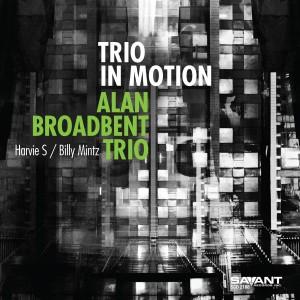 Alan Broadbent Trio - Trio In Motion [CD]
