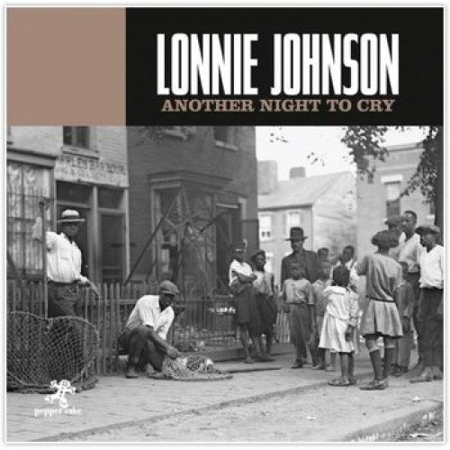 Lonnie Johnson - Another Night To Cry (CD)