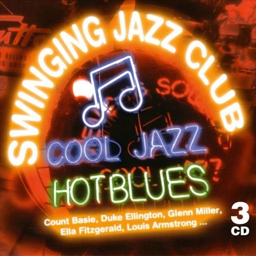 SWINGING JAZZ CLUB - Various Artists [3CD]