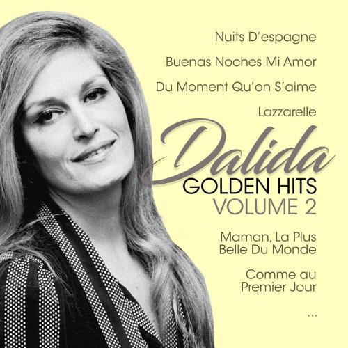 Dalida - Golden Hits. Volume 2 [2CD]