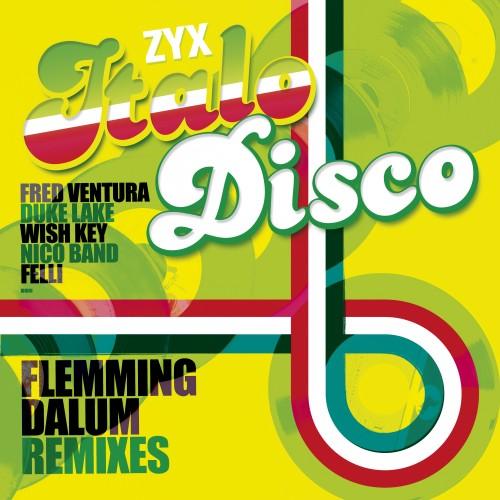 ZYX Italo Disco: Flemming Dalum Remixes - Various Artists [Vinyl]