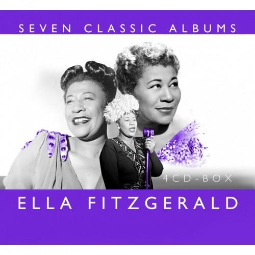 Ella Fitzgerald - Seven Classic Albums [4CD]