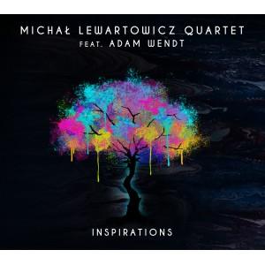 Michal Lewartowicz Quartet feat. Adam Wendt - Inspirations [CD]