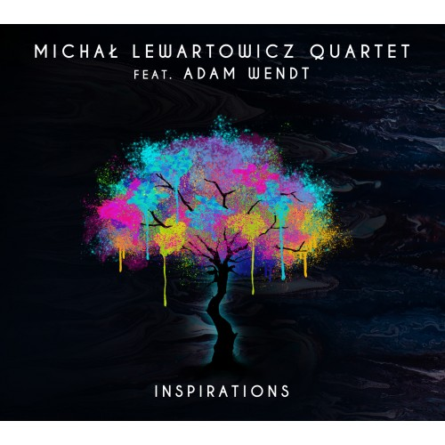 Michal Lewartowicz Quartet feat. Adam Wendt - Inspirations [CD]