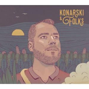 Marek Konarski - Konarski & Folks [CD]