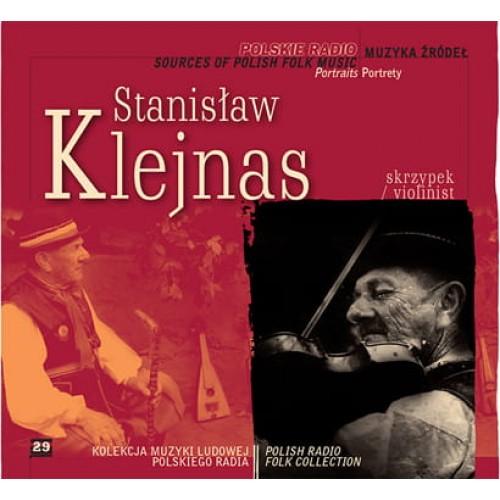 Muzyka Źródeł. (Polish Radio Folk Collection) Vol. 29 - Stanisław Klejnas [CD]