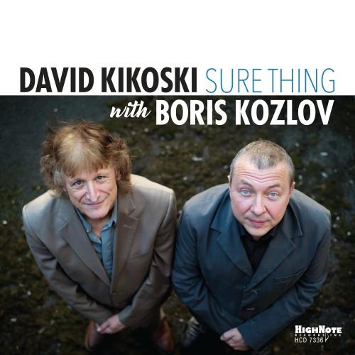 David Kikoski with Boris Kozlov - Sure Thing [CD]