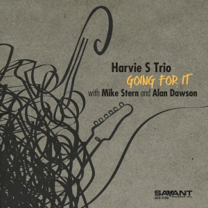 Harvie S Trio (with Mike Stern and Alan Dawson) - Going For It [CD]