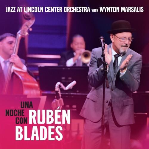 The Jazz At Lincoln Center Orchestra with Wynton Marsalis - Una Noche Con Ruben Blades [CD]