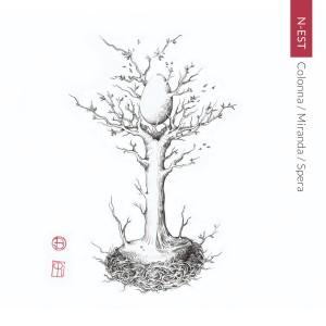 Marco Colonna / Dario Miranda / Fabrizio Spera - N-EST [CD]