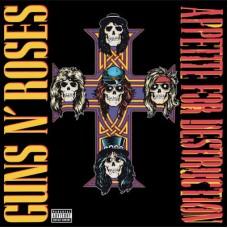 Guns N'Roses - APPETITE FOR DESTRUCTION [180g/LP]