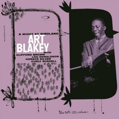 Art Blakey - A NIGHT AT BIRDLAND VOL. 1 [LP]