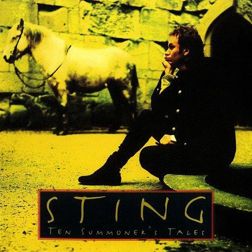 Sting - TEN SUMMONER'S TALES [180g LP]