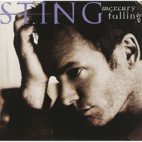 Sting - MERCURY FALLING [180g LP]