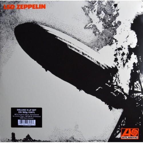 Led Zeppelin - I (Remastered) [180g/3LP]