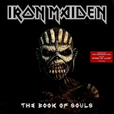 Iron Maiden - THE BOOK OF SOULS (Limited Edition) [3LP]