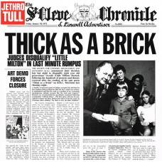 Jethro Tull - THICK AS A BRICK [180g/LP]