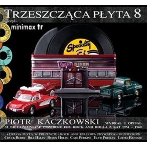 TRZESZCZĄCA PŁYTA 8 - Various Artists [2CD]