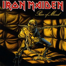 Iron Maiden - PIECE OF MIND (Limited Edition) [180g/LP]