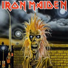 Iron Maiden - IRON MAIDEN (Limited Edition) [180g/LP]