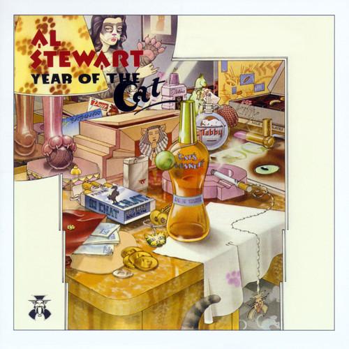 Al Stewart - YEAR OF THE CAT [LP]