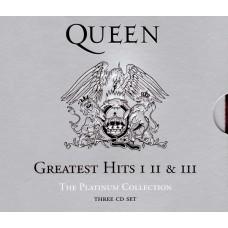 Queen - GREATEST HITS I, II & III [3CD]