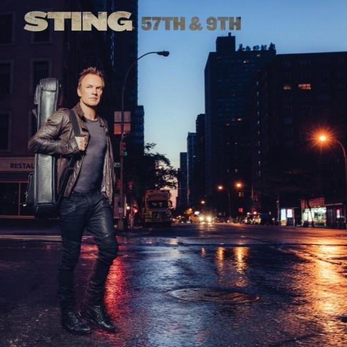 Sting - 57th & 9th [Polska Cena]