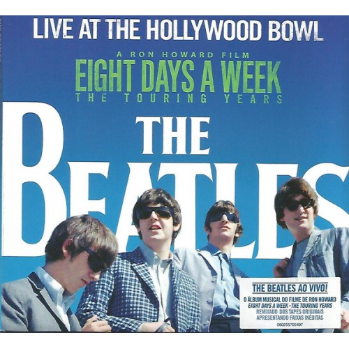 The Beatles - LIVE AT THE HOLLYWOOD BOWL [180g/LP]