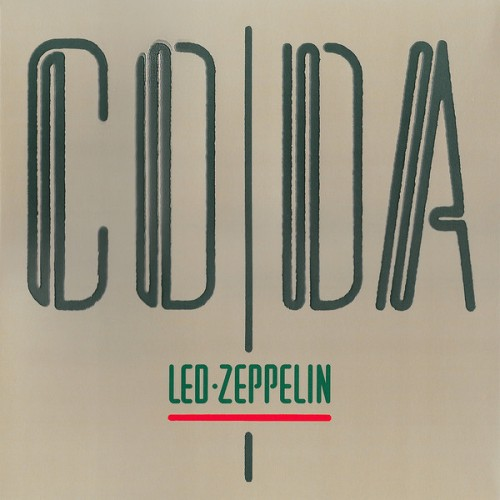 Led Zeppelin - CODA (Remastered) [180g/LP]