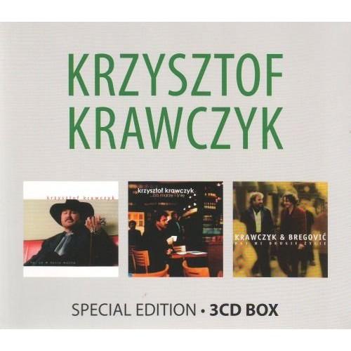 Krzysztof Krawczyk - SPECIAL EDITION 3CD BOX