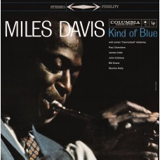 Miles Davis - KIND OF BLUE [LP]