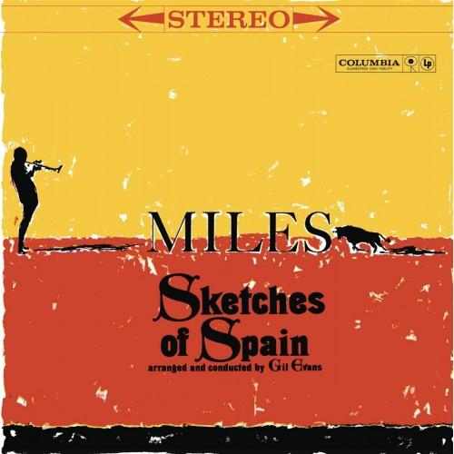 Miles Davis - SKETCHES OF SPAIN [LP]