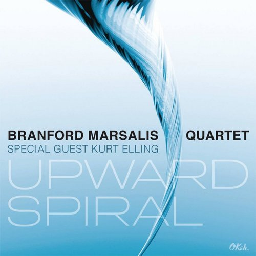 Branford Marsalis Quartet - Upward Spiral (feat. Kurt Elling) (CD)