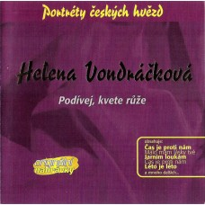 Helena Vondrackova - PORTRETY CESKYCH HVEZD