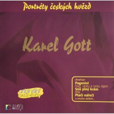 Karel Gott - PORTRETY CESKYCH HVEZD