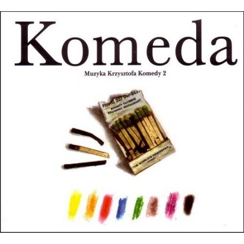 Krzysztof Komeda - MUZYKA KRZYSZTOFA KOMEDY 2